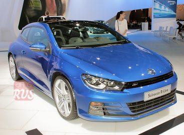 Volkswagen Scirocco обзавелся более мощными двигателями