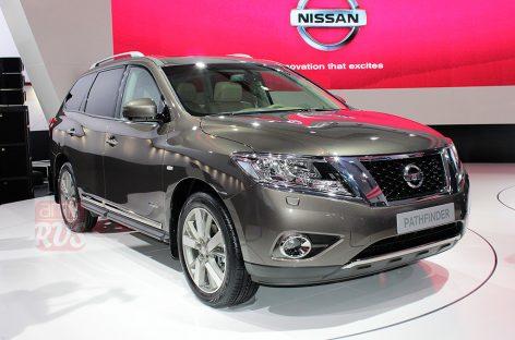 Брутальный Nissan Pathfinder уже запущен в тестовое производство