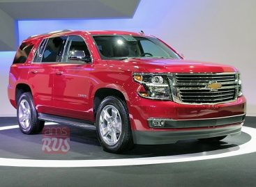Chevrolet Tahoe прибавил в цене