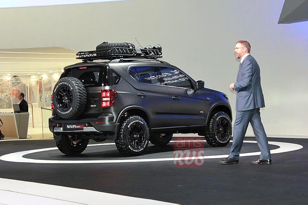 Chevrolet Niva 2016
