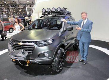 Chevrolet Niva — развитие идеи полноценного, но компактного внедорожника
