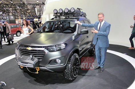 Запуск производства новой Chevrolet Niva откладывается