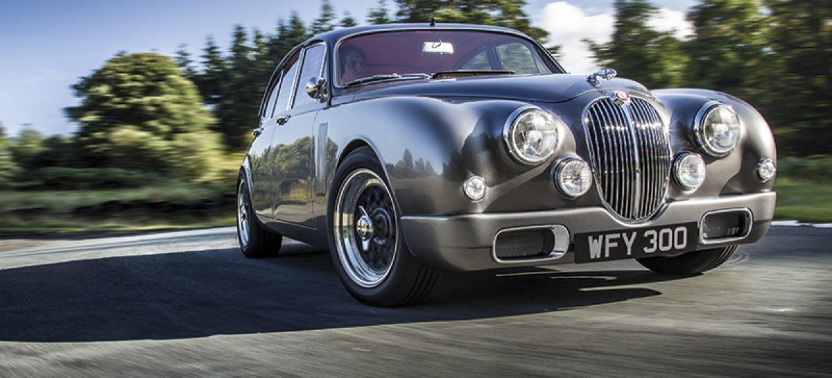 Jaguar Mark 2 – единственный экземпляр для Яна Каллума
