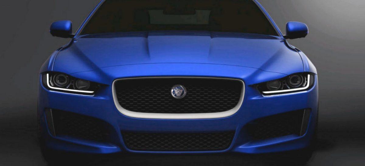 Новый Jaguar XE – стремительный и воздушный