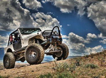 Внедорожник Jeep Wrangler получит гибридный турбомотор