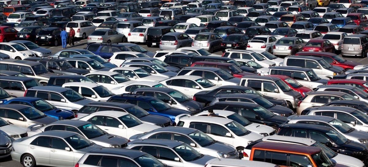 Каждый седьмой автомобилист забывал, где припарковал свой автомобиль