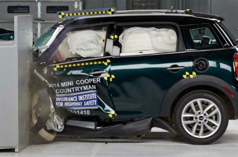 Малые автомобили провалили краш-тесты