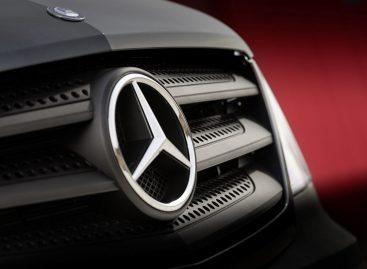 По мнению Китая, Mercedes-Benz виновен в нарушении антимонопольного законодательства