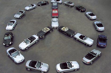 Mercedes-Benz переименует все свои кроссоверы