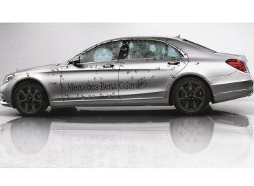 Mercedes представил новый бронеавтомобиль