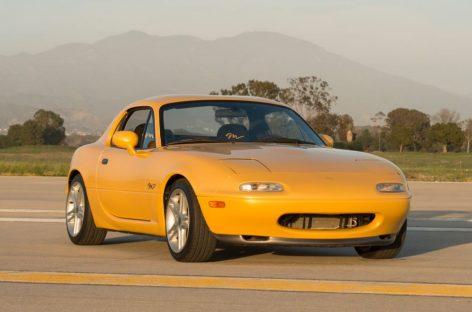 Mazda может выпустить купе Miata
