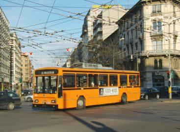 В Швейцарии, Италии и Франции запустят электрические автобусы без водителя