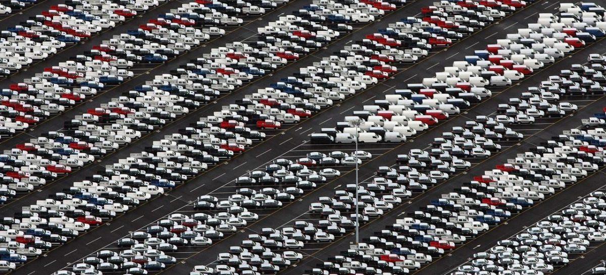 Автопроизводители грозятся продать 72 млн. автомобилей за 2014 год