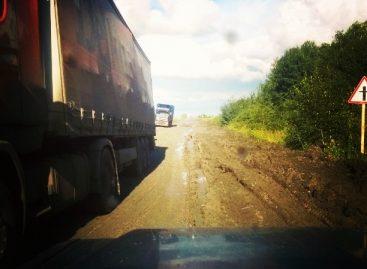 Реальный offroad и пробки