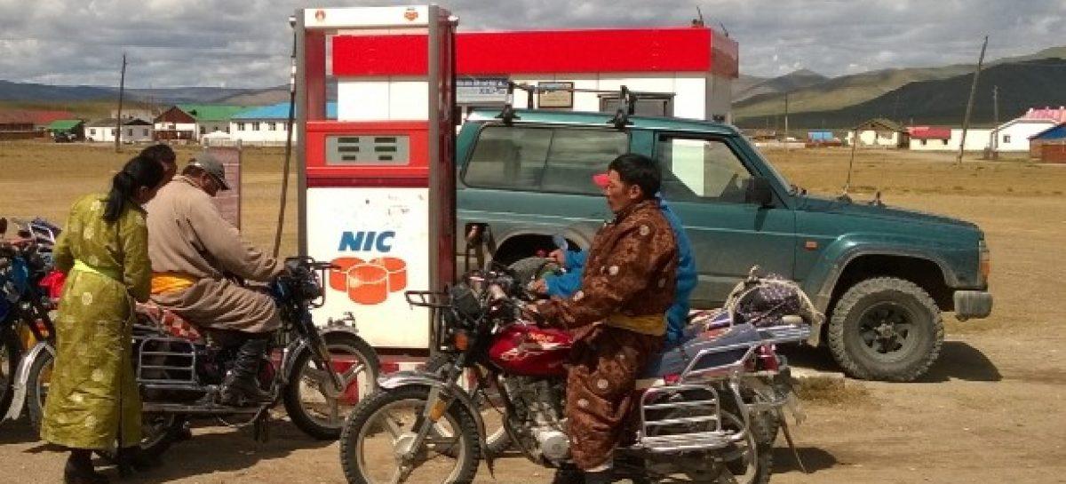Монголия — страна байкеров