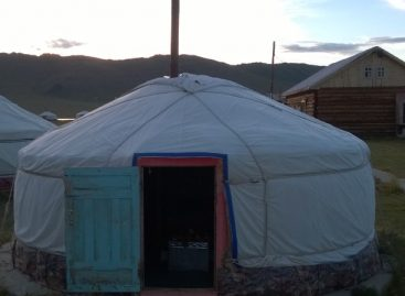 Монгольское жилище