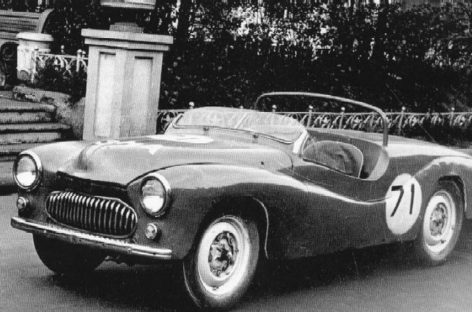Чемпионат СССР по автогонкам