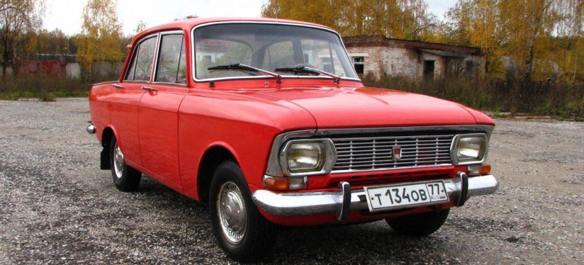 Зачем Renault понадобился Москвич