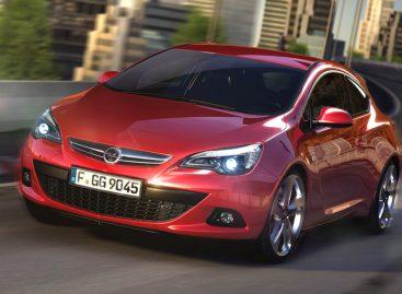 Гольф-класс Opel – автомобиль номер два в Германии