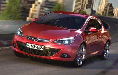 Opel Astra Hatchback 2014