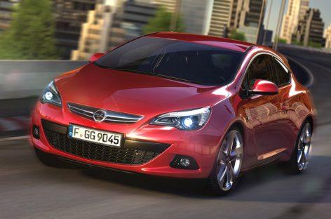 Гольф-класс Opel — автомобиль номер два в Германии