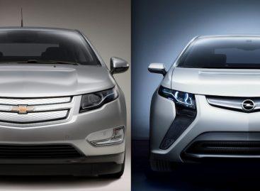 Opel вместо Chevrolet