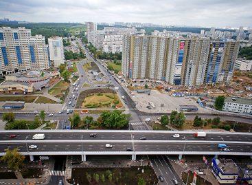 Реконструкция Варшавского шоссе завершена