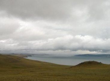 Озеро Сангийн-Далай-Нур