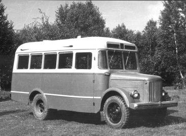 Инновационный ПАЗ-651