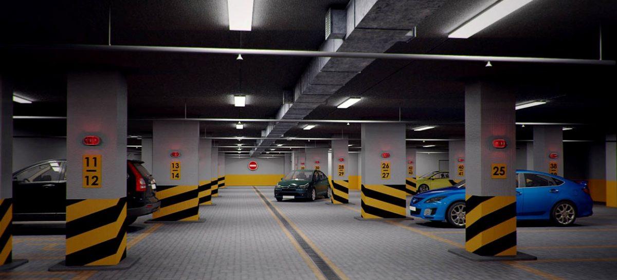 Что может быть лучше подземных парковок!