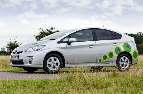 Toyota позиционирует себя как «зеленую» компанию, но прибыль получает от продажи больших внедорожников