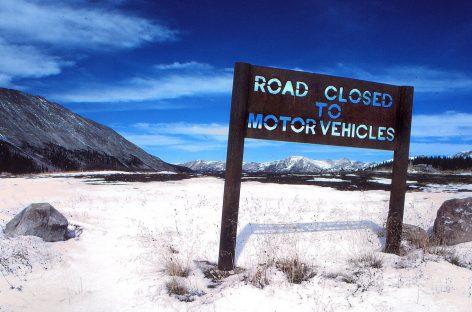 Минтранс придумал новый дорожный знак