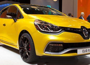 Renault Clio RS — горячий хетчбек