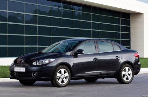 Renault Fluence – хороший седан с автоматом в пределах 800 тысяч