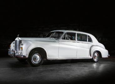На аукцион выставлен один из автомобилей короля рок-н-ролла