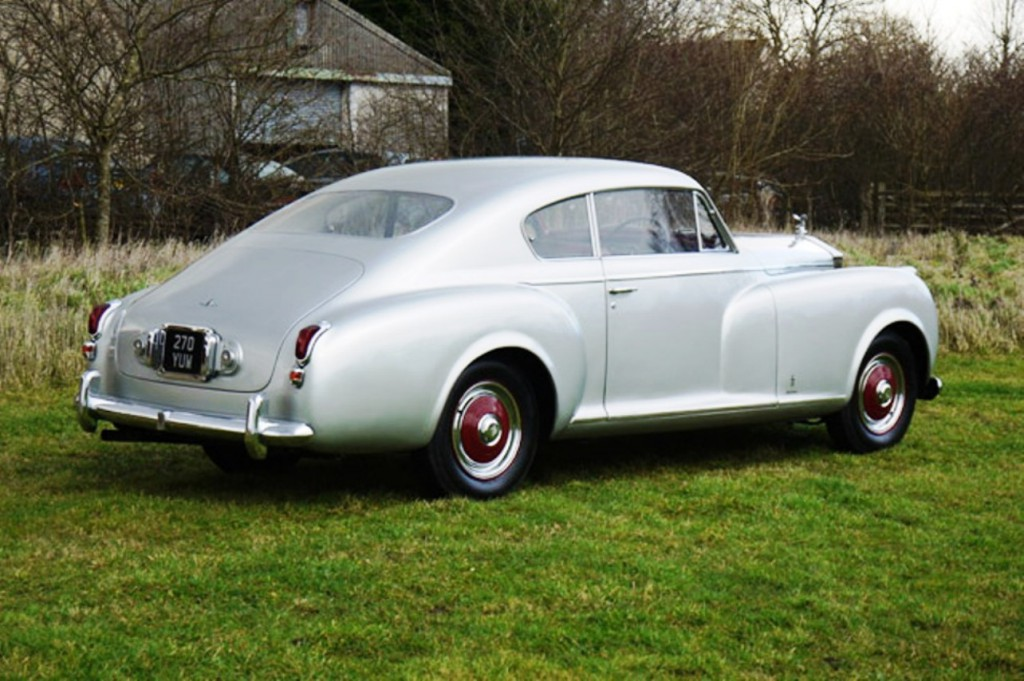 Rolls-Royce Silver Dawn Coupe 1951
