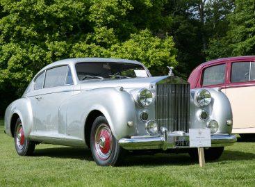 Уникальный Rolls-Royce Silver Dawn «всплыл» в Италии