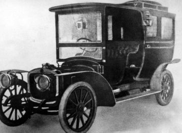 Руссо-Балт С24-30 – дебютант 1909 года
