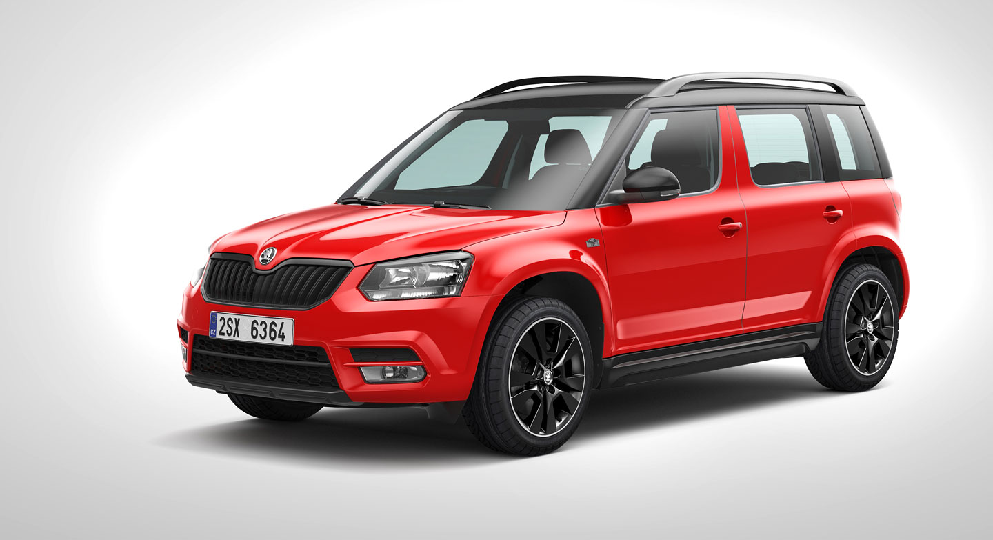 skoda yeti monte carlo amsrus. Black Bedroom Furniture Sets. Home Design Ideas