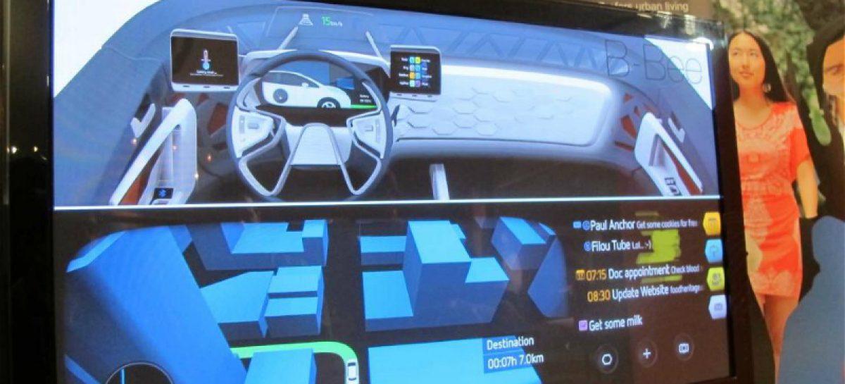 Камеры наблюдения в автомобилях: тренды и перспективы