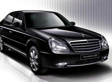 Российские чиновники пересядут на корейские и китайские машины?