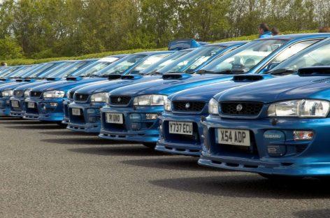 Subaru перейдет на единую платформу для всех автомобилей