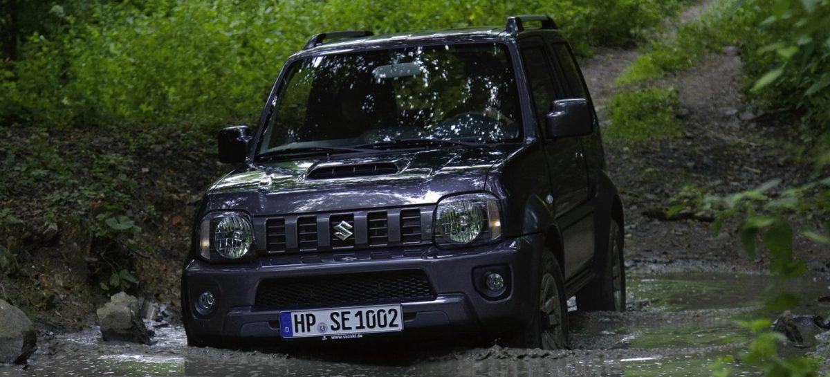 Альтернативы Suzuki Jimny нет
