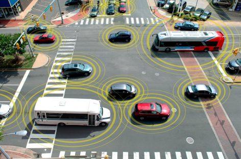 Немного об инновациях: технология Vehicle-to-Vehicle