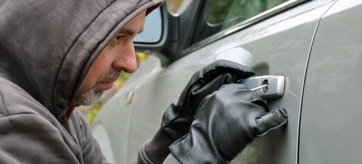Чаще всего авто угоняют в Санкт-Петербурге