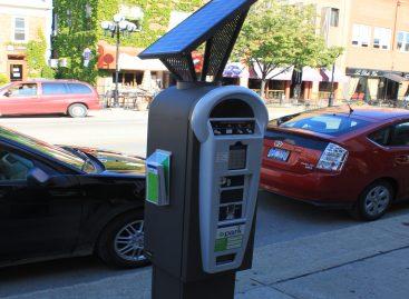 В Мадриде расчет стоимости парковки теперь зависит от экологичности автомобиля