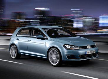 В 2017 году выйдет 8 поколение VW Golf