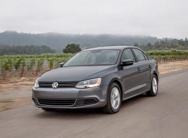 Обновленный Volkswagen Jetta 2014
