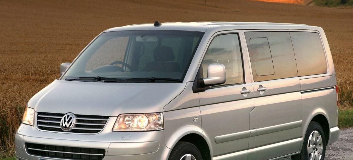 Volkswagen Transporter — минивэн для большой семьи