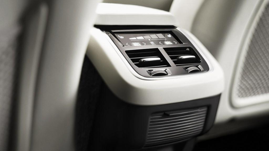 Volvo XC90 климат-контроль